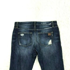Joes Jeans Cropped Ex Lover Sz 29 X 24 in 19-28